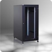 "Armario rack 19""  25U acústico, insonorizado,  600 x 1000, negro"
