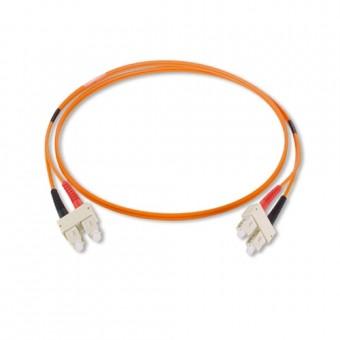 Latiguillo fibra óptica Blueline Duplex OM1  3m SC -SC MM 62.5/125
