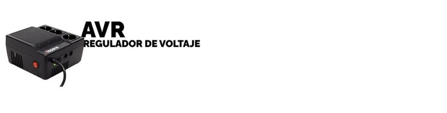 AVR,  Estabilizador de tensión