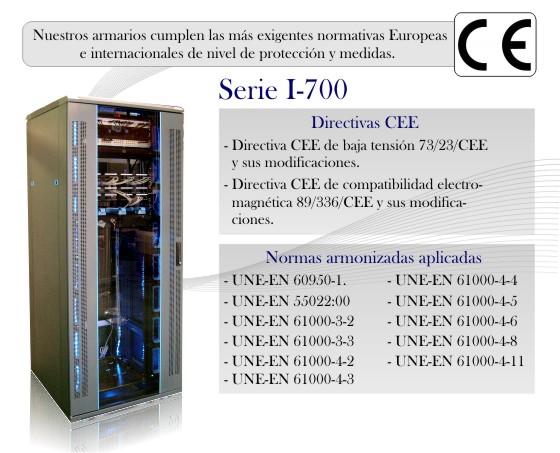 Rack i700 32U 600 x 1000