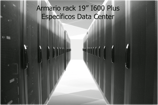 Rack 47U Datacenter CPD