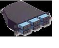 Fibra óptica Tyco Electronics
