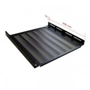 "Bandeja rack 19"" 456 mm  rack fondo 600"