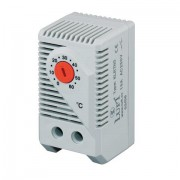 """Termostato calefacción carril DIN, rack 19"""""""