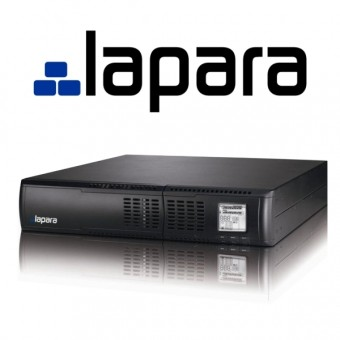 "Sai Lapara  1100VA Interactivo formato rack 19"""