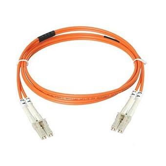 Latiguillo fibra óptica dúplex OM1  2m LC-LC MM 62.5/125