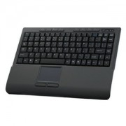 Teclado USB Touchpad rack 19