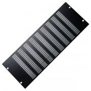 Tapa carátula aireación 4U rack 19