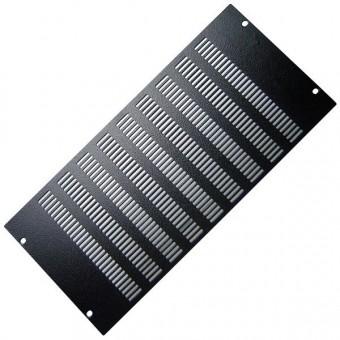 Tapa carátula aireación 5U rack 19