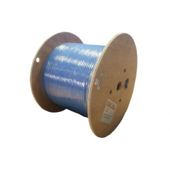 Bobina cable Cat 6A U/UTP 305m
