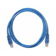 Latiguillo RJ45 Cat6 UTP 0.5m azul