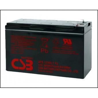 Batería 12V 7 Ah sellada
