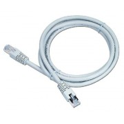 Latiguillo RJ45 Cat6 FTP 1m gris