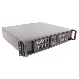 "Caja rack 2U 19"" ATX"