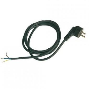 Cable eléctrico 230V Schuko 1,8 m  sin terminador