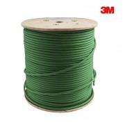 Bobina cable Cat 6A F/UTP DCA 1000m 3M Verde