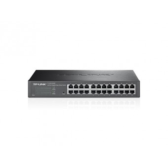 Switch TP-Link Easy Smart 24 puertos Gigabit rack 19