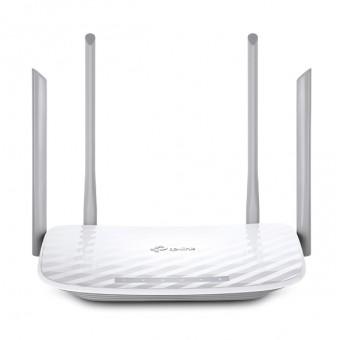 Router Inalámbrico TP-Link  Gigabit de Doble Banda AC1200