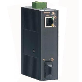 Conversor Industrial 10/100Base-TX a 100Base-FX. Multimodo SC