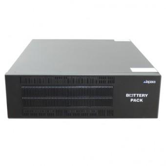 Banco baterías rack 20 X 12V 7Ah para SAIS 6Kva Lapara