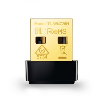 Adaptador USB Nano Inalámbrico N de 150Mbps