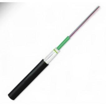 Bobina FO OM3 12 fibras MM G50 SX+, interior/exterior  Class Dca, s2, d2, a1.