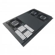 Unidad de ventilación rack tres ventiladores