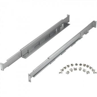"""Guía ajustable rack 19"""" 480mm - 780mm fijación frontal"""