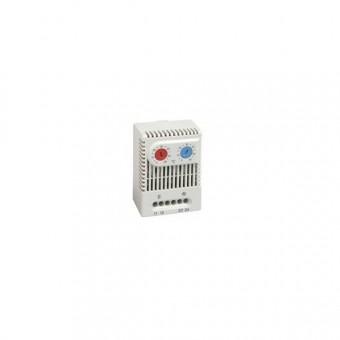 """Doble termostato  refrigeración  y calefacción, rack 19"""""""