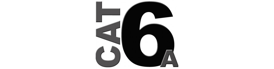Cableado RJ45 Cat 6A UTP