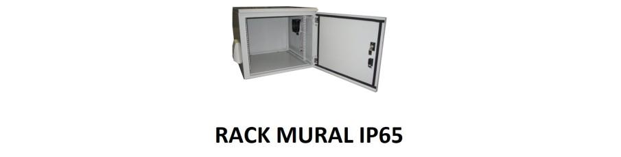 Rack mural exterior IP65