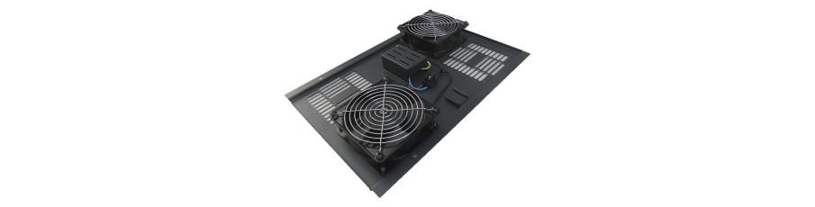 Ventilación rack 19
